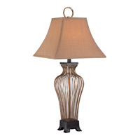 Quoizel Calvert 1 Light Table Lamp CKCT1823T