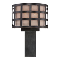 Quoizel Lighting Marisol 2 Light Wall Sconce in Teco Marrone CKMS8801TM