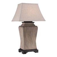 Quoizel Lighting Kennon 1 Light Outdoor Table Lamp CKNN1741T