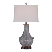 Quoizel Owings 1 Light Table Lamp CKOW1876T