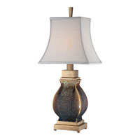 Quoizel Lighting Saratoga 1 Light Table Lamp CKSA1724T