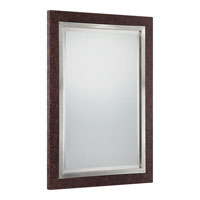 Quoizel Lighting Sierra Mirror in Brown CKSR43525 alternative photo thumbnail