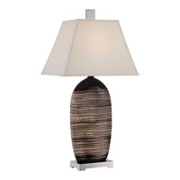 Quoizel Lighting Tribal 1 Light Table Lamp CKTL1733T
