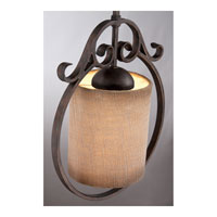 Quoizel Lighting Carlsbad 1 Light Mini Pendant in Old Bronze CLS1512OZ alternative photo thumbnail