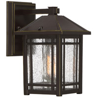 Quoizel CPT8406PN Cedar Point 1 Light 10 inch Palladian Bronze Outdoor Wall Lantern