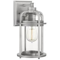 Quoizel CRN8406IA Carrington 1 Light 12 inch Industrial Aluminum Outdoor Wall Lantern