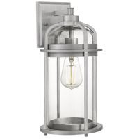 Quoizel CRN8407IA Carrington 1 Light 15 inch Industrial Aluminum Outdoor Wall Lantern