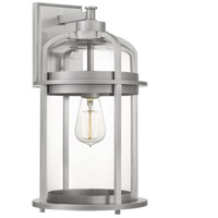 Quoizel CRN8409IA Carrington 1 Light 17 inch Industrial Aluminum Outdoor Wall Lantern