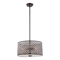 Quoizel Catherine 5 Light Pendant in Imperial Bronze CTN2817IB