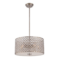 Quoizel Catherine 5 Light Pendant in Vintage Gold CTN2817VG
