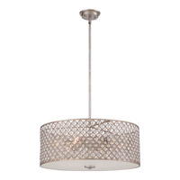 Quoizel Catherine 6 Light Foyer Pendant in Vintage Gold CTN2822VG