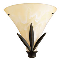 Quoizel Lighting Caballero 2 Light Wall Sconce in Imperial Bronze CV8701IB