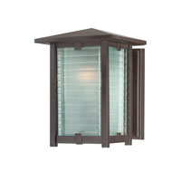 Quoizel Lighting Cypress 1 Light Outdoor Wall Lantern in Western Bronze CYP8406WT photo thumbnail