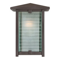 Quoizel Lighting Cypress 1 Light Outdoor Wall Lantern in Western Bronze CYP8406WT alternative photo thumbnail