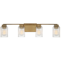 Quoizel Steel Danson Bathroom Vanity Lights