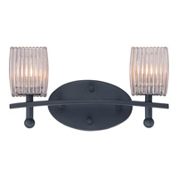 Quoizel Duncan 2 Light Bath Light in Weathered Bronze DCN8602WB