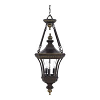 Quoizel DE1490IB Devon 3 Light 11 inch Imperial Bronze Outdoor Hanging Lantern alternative photo thumbnail