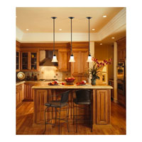 Quoizel Lighting Duchess 1 Light Mini Pendant in Palladian Bronze DH1506PN alternative photo thumbnail