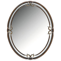 Quoizel Lighting Duchess Mirror in Palladian Bronze DH43024PN photo thumbnail