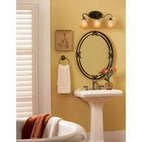 Quoizel Lighting Duchess Mirror in Palladian Bronze DH43024PN alternative photo thumbnail