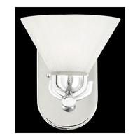 Quoizel Lighting Demitri 1 Light Bath in Polished Chrome DI8501C photo thumbnail