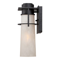 Quoizel Lighting Drew 1 Light Outdoor Wall Lantern in Iron Age DRE8405IR alternative photo thumbnail
