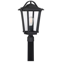 Quoizel DRS9011EK Darius 1 Light 20 inch Earth Black Outdoor Post Light