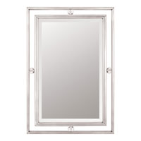 Quoizel DW43222BN Downtown 32 X 22 inch Brushed Nickel Mirror Home Decor alternative photo thumbnail