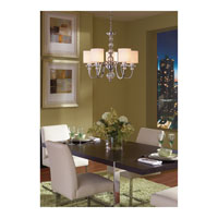 Quoizel DW5005C Downtown 5 Light 28 inch Polished Chrome Chandelier Ceiling Light alternative photo thumbnail