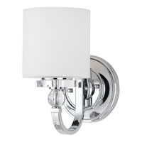 Quoizel DW8701C Downtown 1 Light 6 inch Polished Chrome Wall Sconce Wall Light DW8701C-(2).jpg thumb