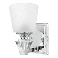 Quoizel DX8601C Deluxe 1 Light 8 inch Polished Chrome Bath Light Wall Light alternative photo thumbnail