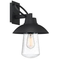 Quoizel EBY8411MB East Bay 1 Light 18 inch Mottled Black Outdoor Wall Lantern