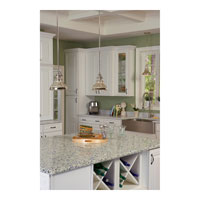 Quoizel Lighting Emery 1 Light Mini Pendant in Imperial Silver ER1508IS alternative photo thumbnail