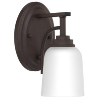 Quoizel FLY8605OZ Foley 1 Light 5 inch Old Bronze Wall Sconce Wall Light