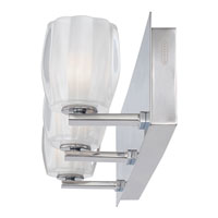 Quoizel Lighting Forme Optics 3 Light Bath Light in Polished Chrome FMOP8603C alternative photo thumbnail