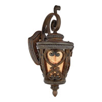 Quoizel Lighting Fort Quinn 1 Light Outdoor Wall Lantern in Antique Brown FQ8308AW01 alternative photo thumbnail