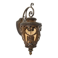 Quoizel Lighting Fort Quinn 4 Light Outdoor Wall Lantern in Antique Brown FQ8314AW01 alternative photo thumbnail