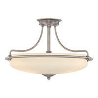 Quoizel GF1721AN Griffin 4 Light 21 inch Antique Nickel Semi-Flush Mount Ceiling Light alternative photo thumbnail