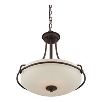 Quoizel Lighting Griffin 4 Light Pendant in Palladian Bronze GF2821PN alternative photo thumbnail