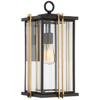 Quoizel GLD8410WT Goldenrod 1 Light 20 inch Western Bronze Outdoor Wall Lantern
