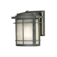 Quoizel Lighting Galen 1 Light Outdoor Wall Lantern in Imperial Bronze GLN8407IB