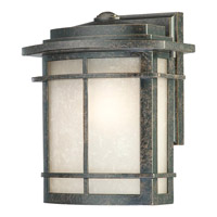 Quoizel Galen 1 Light Outdoor Wall Lantern in Imperial Bronze GLN8409IBFL
