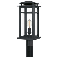 Quoizel GRB9008EK Granby 1 Light 20 inch Earth Black Outdoor Post Lantern