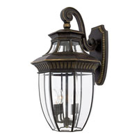 Quoizel GT8982IB Georgetown 4 Light 24 inch Imperial Bronze Outdoor Wall Lantern alternative photo thumbnail