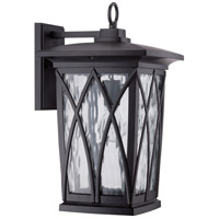 Quoizel GVR8410K Grover 1 Light 18 inch Mystic Black Outdoor Wall Lantern alternative photo thumbnail