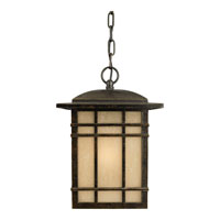 Quoizel HC1909IB Hillcrest 1 Light 9 inch Imperial Bronze Outdoor Hanging Lantern in Standard alternative photo thumbnail