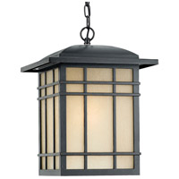 Hillcrest 1 Light 13 inch Imperial Bronze Outdoor Hanging Lantern