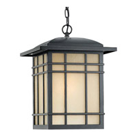Quoizel Hillcrest 1 Light Outdoor Hanging Lantern in Imperial Bronze HC1913IBFL