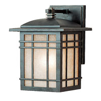 Quoizel HC8407IB Hillcrest 1 Light 10 inch Imperial Bronze Outdoor Wall Lantern in Standard alternative photo thumbnail