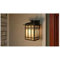 Quoizel HC8409IB Hillcrest 1 Light 13 inch Imperial Bronze Outdoor Wall Lantern alternative photo thumbnail